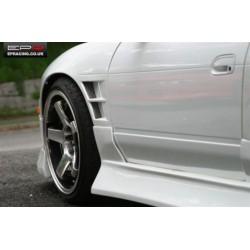 Ailes avant +25mm EP Racing