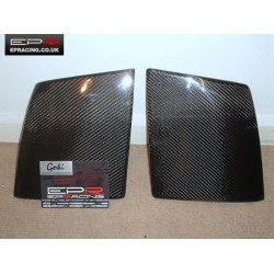 Couvre phares Carbone EP Racing