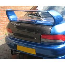 Malle arrière carbone Seibon Subaru GT GC8