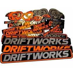 Planche de stickers DRIFTWORKS
