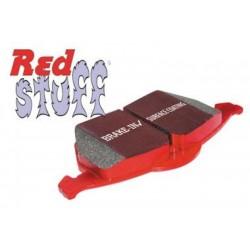 Plaquettes de frein arrière EBC RedStuff