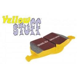 Plaquettes de frein arrière EBC YellowStuff