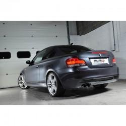 Ligne d'Echappement Milltek pour BMW 135i Coupé & Cabriolet (E82 & E88) 2010-2012