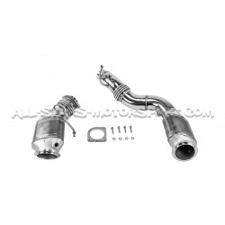 Downpipe cata sport Wagner Tuning pour BMW M3 / M4 F8x / M2C