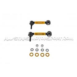 Biellettes de barre stab arriere reglables Whiteline pour BMW M3 F80 / M4 F8x / M2C F87