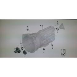 Joint spi entrée de boite manuelle 35i n54 n55