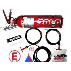 Kit extincteur automatique FIA
